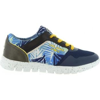 Schuhe Kinder Sneaker Low Lois 83724 Azul