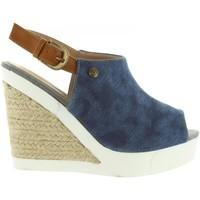 Schuhe Damen Sandalen / Sandaletten Lois 85196 Azul