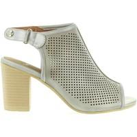 Schuhe Damen Sandalen / Sandaletten Lois 85104 Gris