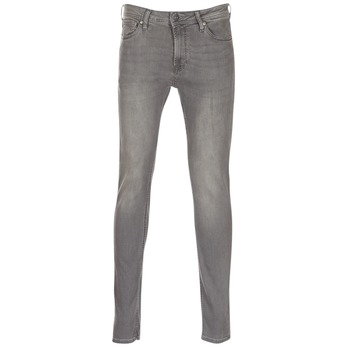 Kleidung Herren Slim Fit Jeans Jack & Jones LIAM Grau