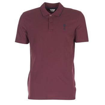 Kleidung Herren Polohemden Jack & Jones STONE CORE Bordeaux