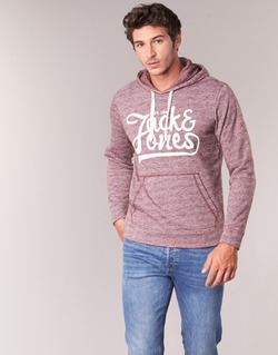 Kleidung Herren Sweatshirts Jack & Jones PANTHER ORIGINALS Bordeaux