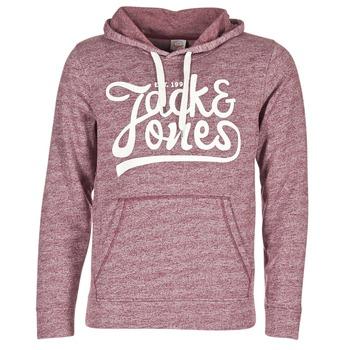 Kleidung Herren Sweatshirts Jack & Jones PANTHER ORIGINALS Bordeaux