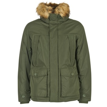 Kleidung Herren Parkas Jack & Jones MOUNTAIN ORIGINALS Kaki