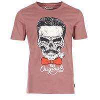Kleidung Herren T-Shirts Jack & Jones CRIPTIC ORIGINALS Rose