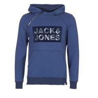 Kleidung Herren Sweatshirts Jack & Jones KALVO CORE Blau
