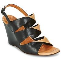 Schuhe Damen Sandalen / Sandaletten Chie Mihara CRUSH Schwarz