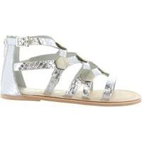 Schuhe Mädchen Sandalen / Sandaletten Cheiw 45632 Plateado