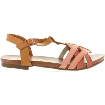 Schuhe Mädchen Sandalen / Sandaletten Cheiw 45650 Rojo