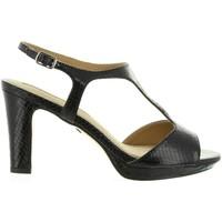 Schuhe Damen Sandalen / Sandaletten Maria Mare 66206 Negro