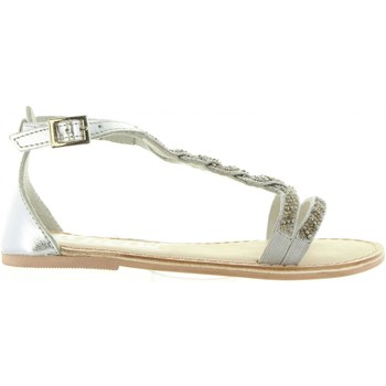 Schuhe Mädchen Sandalen / Sandaletten Cheiw 45633 Plateado