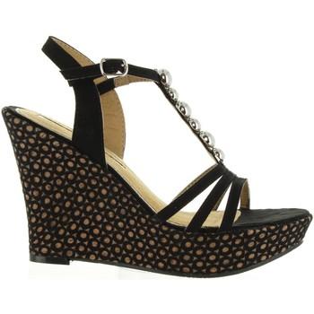 Schuhe Damen Sandalen / Sandaletten Maria Mare 66339 Negro