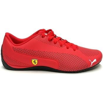 Schuhe Herren Sneaker Low Puma SF Drift Cat 5 Ultra Rot