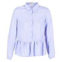 Kleidung Damen Tops / Blusen Betty London HALONI Blau