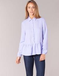Kleidung Damen Tops / Blusen Betty London IHALONI Blau