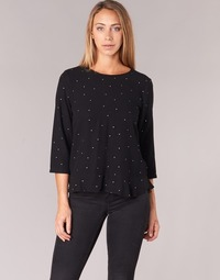 Kleidung Damen Tops / Blusen Betty London HALETRE Schwarz