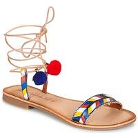 Schuhe Damen Sandalen / Sandaletten Lola Espeleta EDWINA Blau