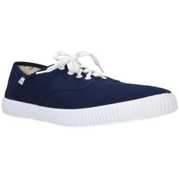 Schuhe Herren Sneaker Low Potomac lonas hombre - bleu