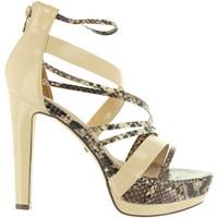 Schuhe Damen Sandalen / Sandaletten Maria Mare 65721 Beige