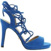 Schuhe Damen Sandalen / Sandaletten Maria Mare 66329 Azul