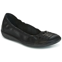 Schuhe Damen Ballerinas TBS MAYORK Schwarz
