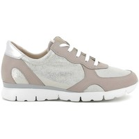 Schuhe Damen Sneaker Low Flexx OH THE MOVE Argenté