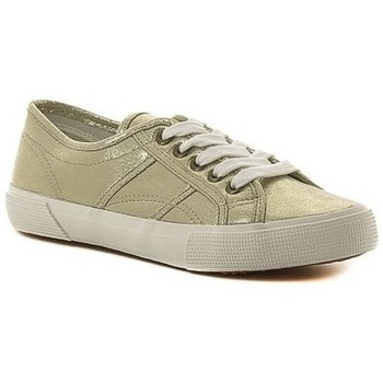 Schuhe Damen Sneaker Low Myers MG2027 Doré