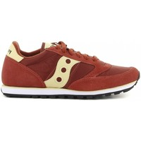 Schuhe Herren Sneaker Low Saucony JAZZ LOW PRO ORIGINAL S2866-203 rouge