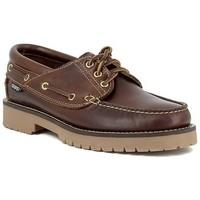 Schuhe Herren Bootsschuhe Snipe 21201 Marron