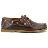 Schuhe Herren Bootsschuhe Snipe 22310 Marron