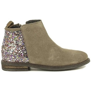 Schuhe Mädchen Low Boots Acebo's 8035PV Gris
