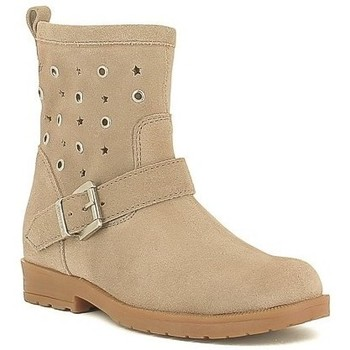 Schuhe Mädchen Low Boots Gioseppo NAIARA Beige