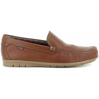 Schuhe Herren Slipper CallagHan 85100 Marron