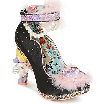 Schuhe Damen Pumps Irregular Choice ALL ABOUT MOI Schwarz