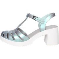 Schuhe Damen Sandalen / Sandaletten Zaxy 81825 90032 Silber