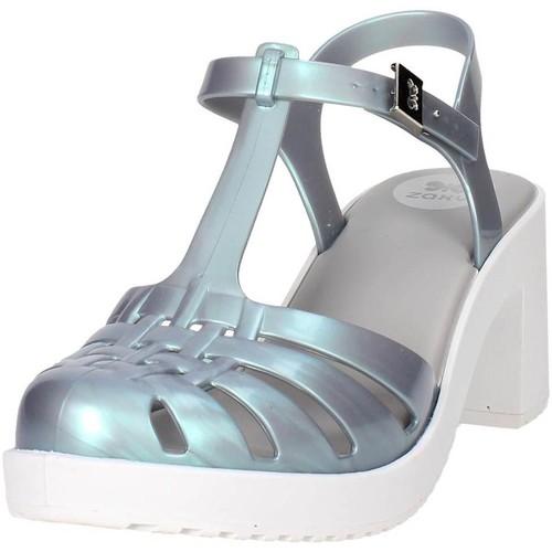 Zaxy 81825 90032 Sandal Damen Silber Silber