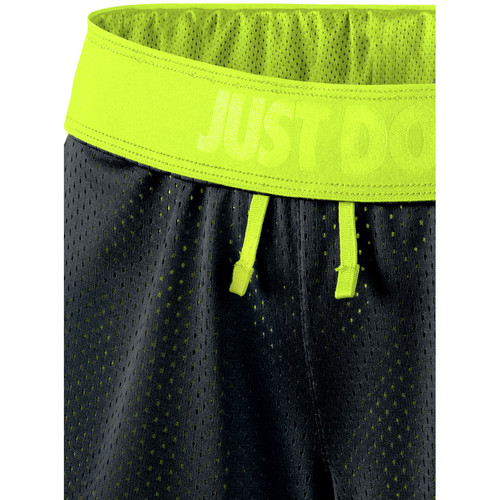 Nike Drill Mesh Training Short Women Schwarz