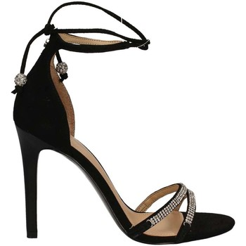 Schuhe Damen Sandalen / Sandaletten Guess FLPRI2 SUE03 High heeled sandals Frauen Black Black