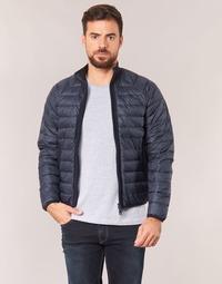 Kleidung Herren Daunenjacken Armani jeans JILLU Schwarz