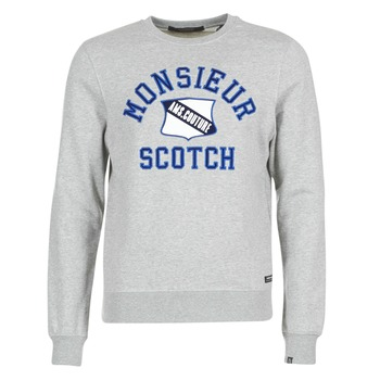 Kleidung Herren Sweatshirts Scotch & Soda JARISCO Grau