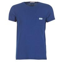 Kleidung Herren T-Shirts Scotch & Soda JURISCU Marine