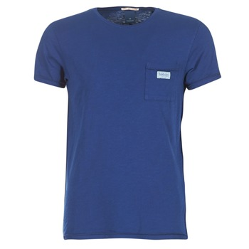 Kleidung Herren T-Shirts Scotch & Soda JURISCU Marine