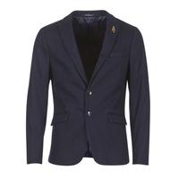 Kleidung Herren Jacken / Blazers Scotch & Soda DARLO Marine