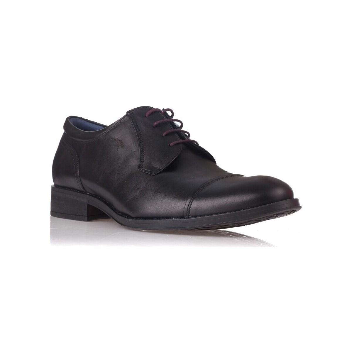 Fluchos 8412 Schwarz - Kostenloser Versand bei Spartoode ! - Schuhe Slipper Herren 97,00 €