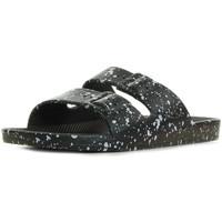 Schuhe Pantoffel Moses Freedom Slippers Black Splatter