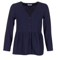 Kleidung Damen Tops / Blusen Betty London HALICE Marine