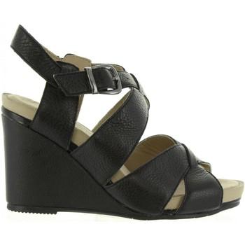 Schuhe Damen Sandalen / Sandaletten Hush puppies 560600-50 FINTAN Negro