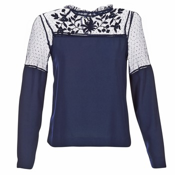 Kleidung Damen Tops / Blusen Vero Moda JOSEFINE Marine