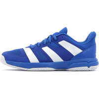 Schuhe Kinder Indoorschuhe adidas Performance Stabil X Junior blau