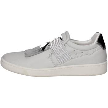 Schuhe Damen Sneaker Low Keys 5058 Slip-on Schuhe Damen Weiss Weiss